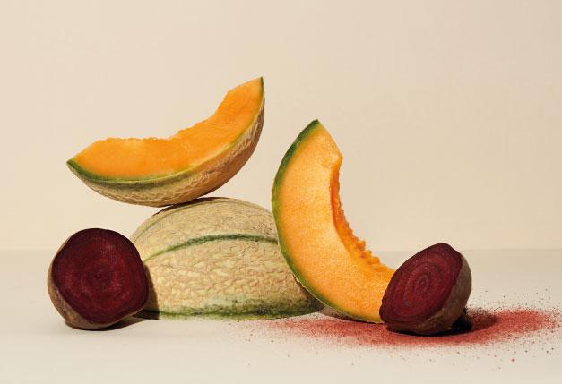 Les légumes français contenus dans le produit